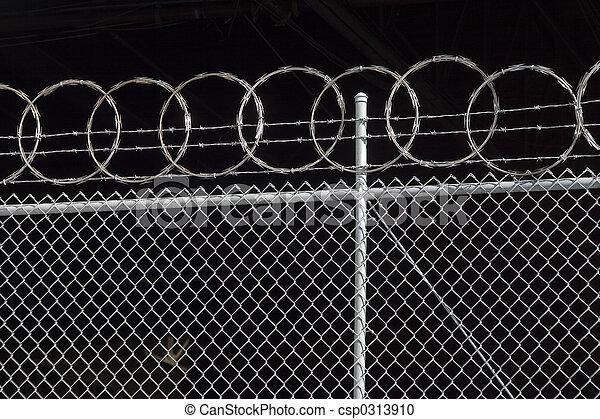 Razor Fence - csp0313910