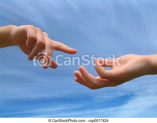 Reaching - csp0017424