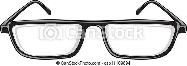 Reading Glasses - csp11109894