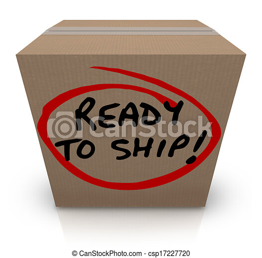 Ready to Ship Logo