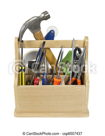Ready Tools in Toolbox - csp6507437