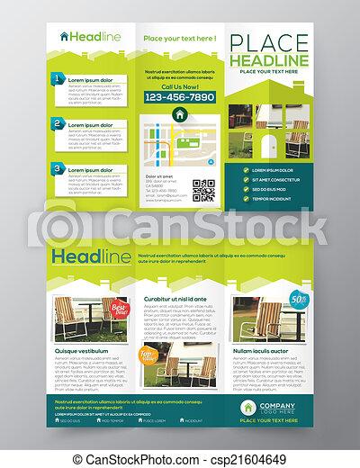 brochures for real estate
