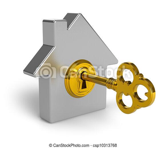 Real estate concept - csp10313768