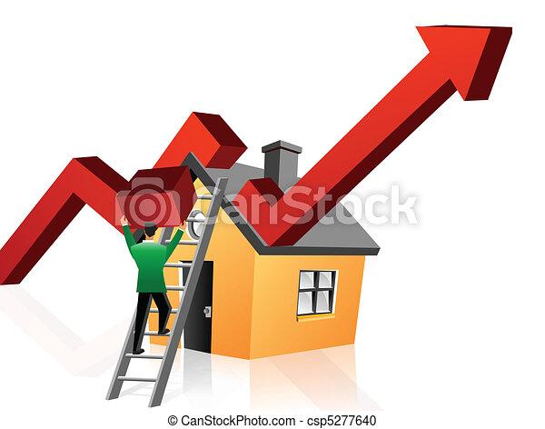 real estate development - csp5277640