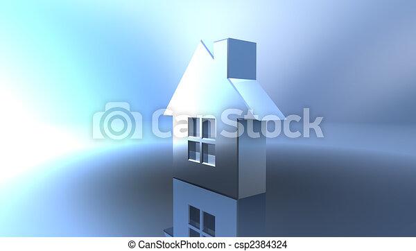 Real estate - csp2384324