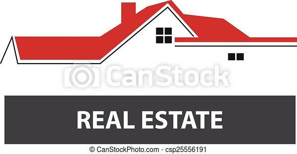 Real estate - csp25556191