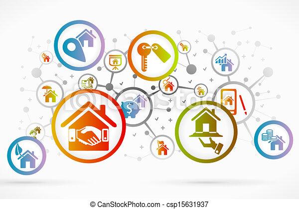 Real estate - csp15631937