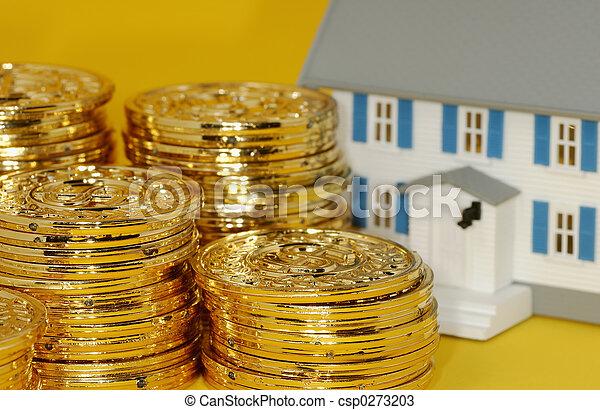 Real Estate Investment - csp0273203