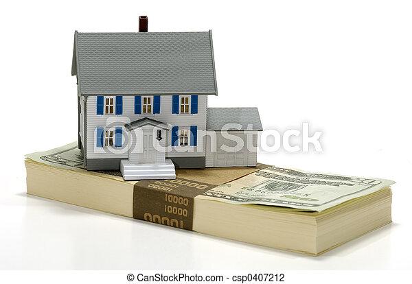 Immobilien - csp0407212