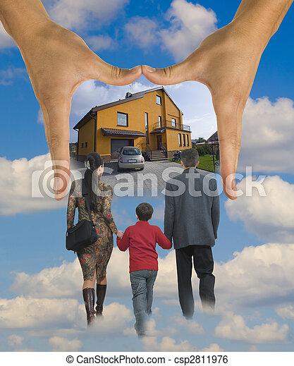 Real Estate - csp2811976