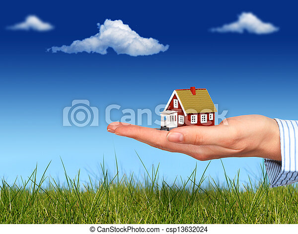 Real estate. - csp13632024