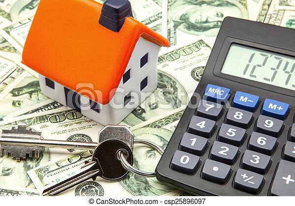 real estate - csp25896097