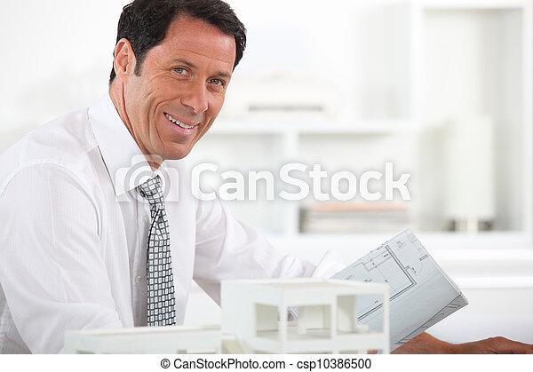 Real estate - csp10386500