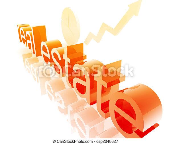 real, melhorar, propriedade, propriedade - csp2048627
