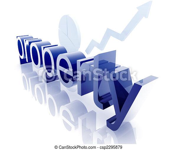real, melhorar, propriedade, propriedade - csp2295879