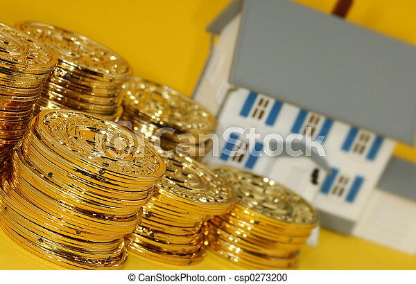reale, investimento, proprietà - csp0273200