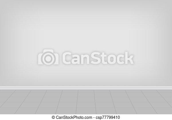 realista, cuarto de baño, interior, fondo. - csp77799410