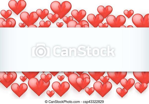 Realista Decoracion Romantico Rojo Corazones Decoracion - Corazones-de-decoracion