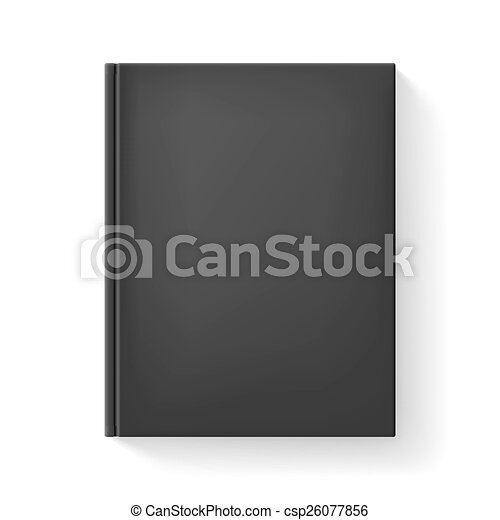 Realistic book - csp26077856