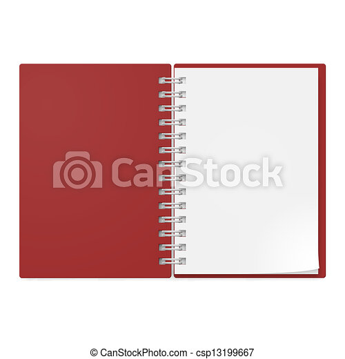 Realistic notebook - csp13199667