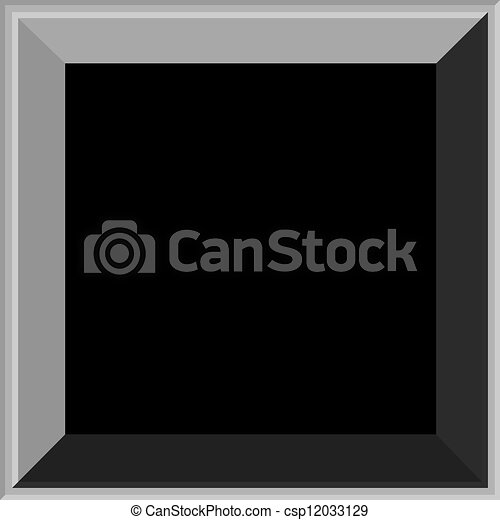 Realistic vector frame - csp12033129