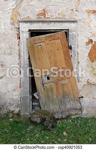 Really Broken Door Image Of Ther Really Broken Door