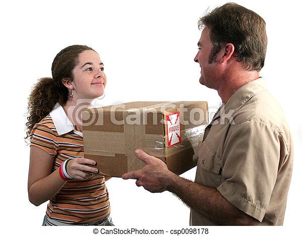 Receiving Delivery 2 - csp0098178