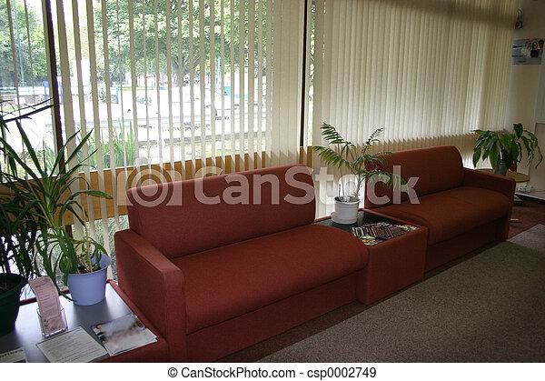 Reception area - csp0002749