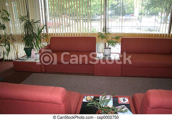 Reception seating - csp0002750