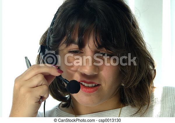 Receptionist - csp0013130