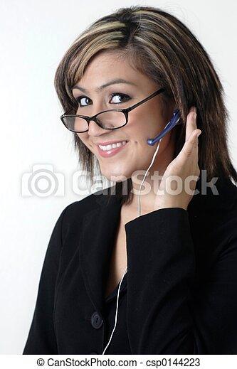 receptionist - csp0144223