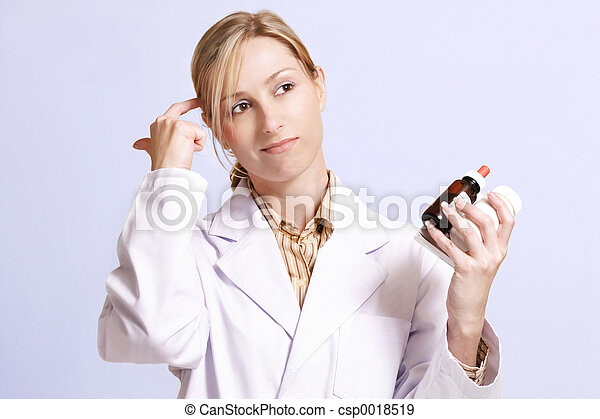 rechts, medicatie - csp0018519
