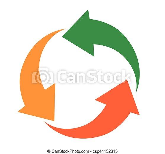 reciclagem desenho ícone
