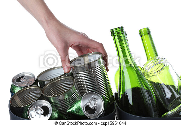 Reciclaje - csp15951044