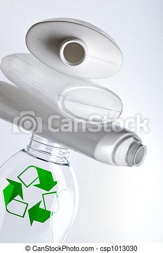 Reciclar plástico - csp1013030