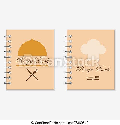 Compscanstockphotoca Recipe Book Designs Eps Vec