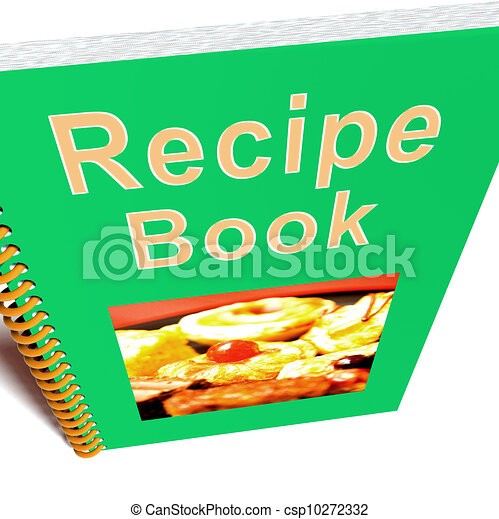 Recipe book for cookery or preparing food recipe book for recipe book for cookery or preparing food csp10272332 forumfinder Images