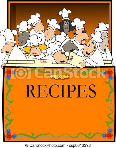 Recipe Box - csp0613398