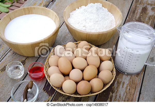 Recipe in preparation - csp14938017