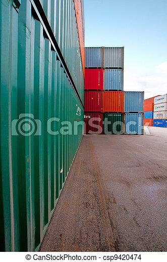 recipiente, armazenamento, local - csp9420474
