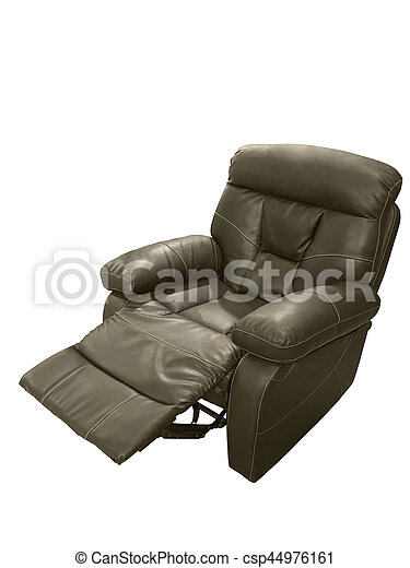 Recliner Brown Leather Armchair Recliner Brown Leather Theater Tv