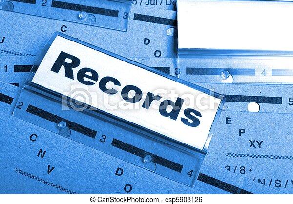 records - csp5908126