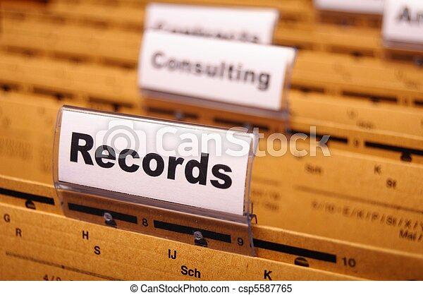 records - csp5587765