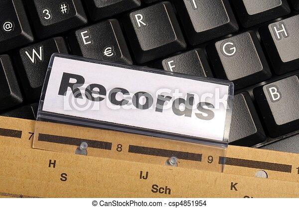 records - csp4851954
