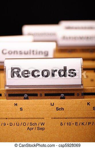 records - csp5928069