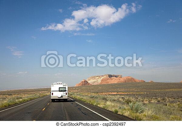 recreational jármű - csp2392497