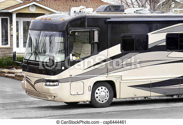 recreational jármű - csp6444461