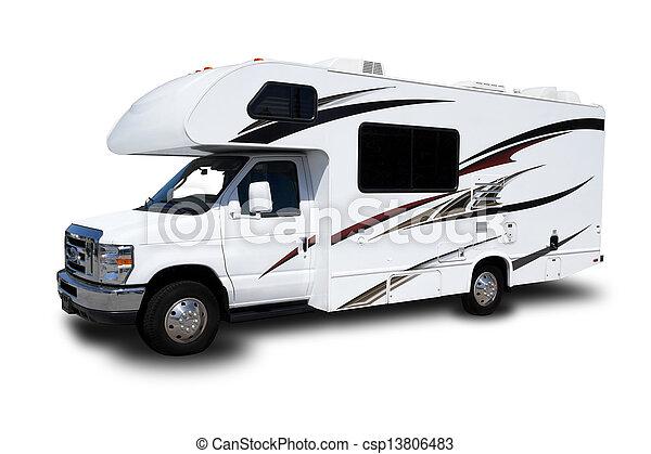 Recreational Vehicle - csp13806483