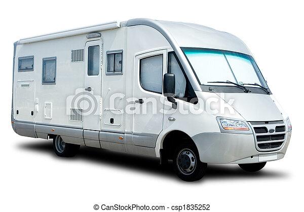 Recreational Vehicle - csp1835252