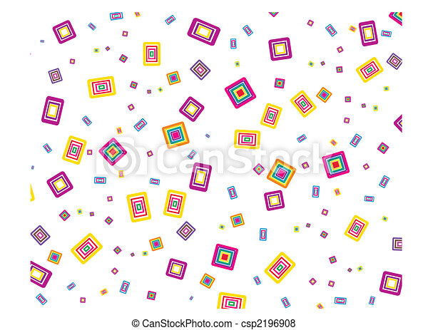 rectangles background - csp2196908